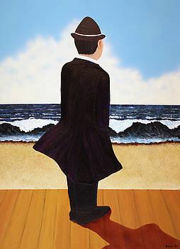 Boardwalk Man by Thomas Blood