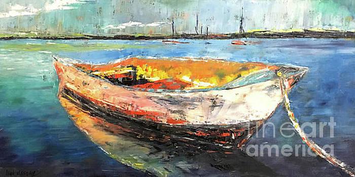 Boat Adrift by Alan Metzger