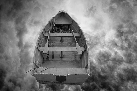 Dave Gordon - Boat and Clouds