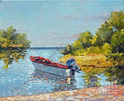 Serenity by Jeffrey Samuels
