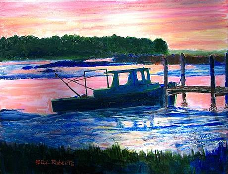 Boat by Bill Roberts