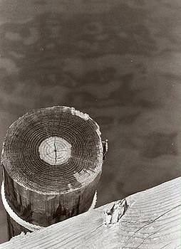 Boat Dock by Linnea Tober