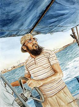 Sethu Madhavan - Boat driver
