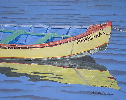 Boat by Edward Maldonado