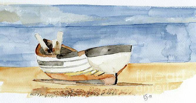 Boat by Eva Ason