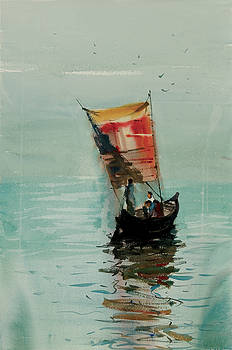 Boat by Helal Uddin