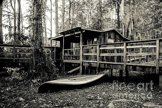 Boat House by Iris Greenwell