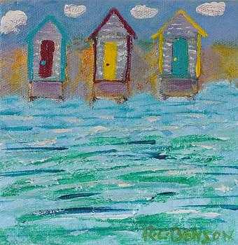 Richard Benson - Boat House