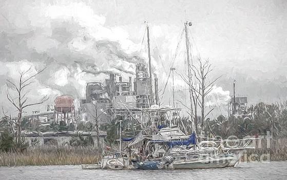 Paulette Thomas - Boat in Georgetown
