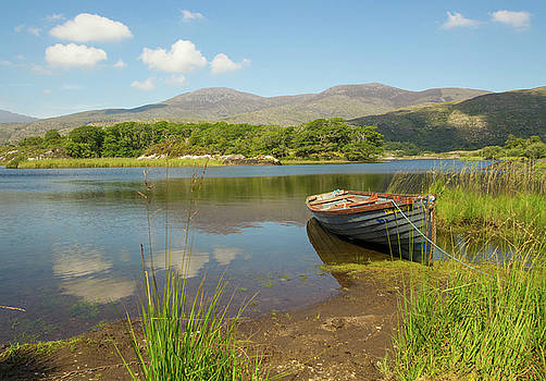 Mike Shaw - Boat in Kerry