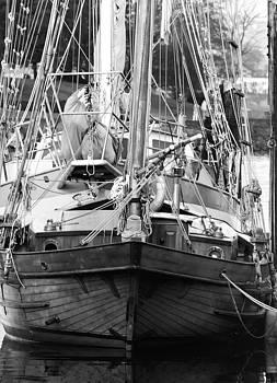 Boat by John Gusky