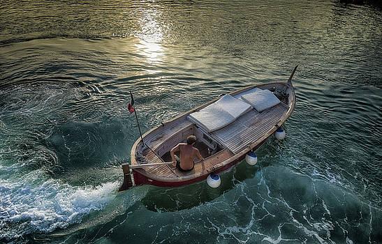 Boat by Livio Ferrari