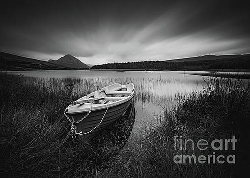 Boat by Pawel Klarecki