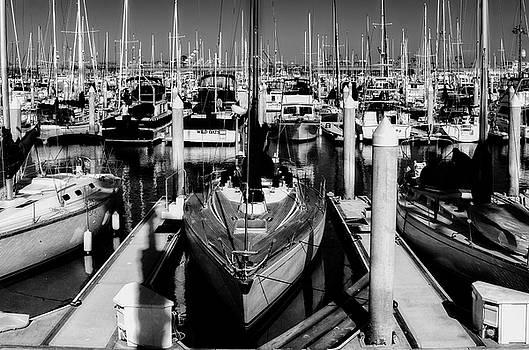 Boat Slips by Joseph Hollingsworth