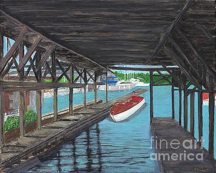 Boat Stlip by Joel Charles