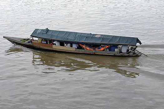 Harvey Barrison - Boat to Nauta