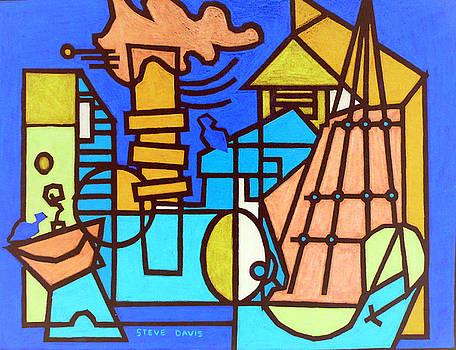 Boathouse 2 by Stephen Davis