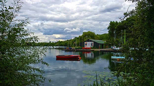 Boathouse by Anne Kotan
