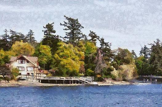 Boathouse by Chris Bird