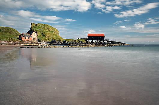 Boathouse Rock by Grant Glendinning