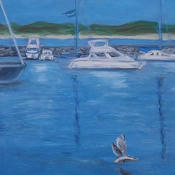 Boating by Barbara Joyce