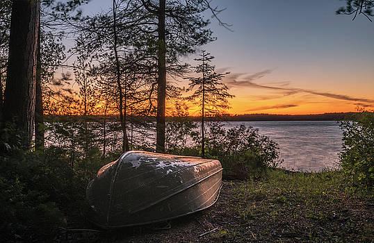 Boating Dreams by Marybeth Kiczenski