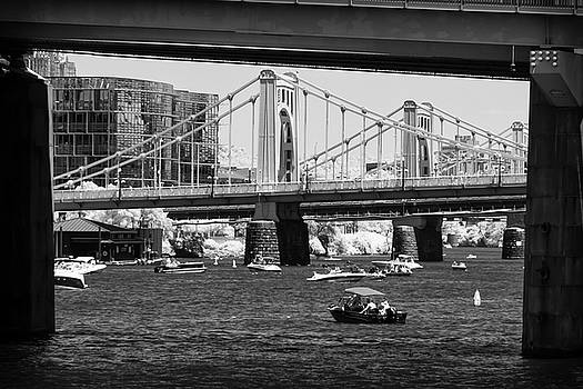Boats and Bridges by Steve Konya II