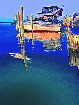 Boats by Gillis Cone