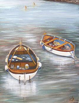 Boats by Jan Lowe