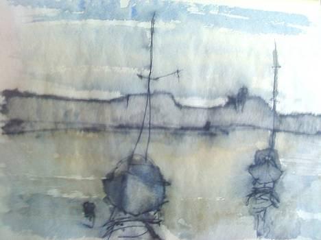 Boats by Kate Loveridge