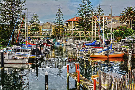 Boats by Peter Krause