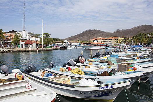 Ramunas Bruzas - Boats