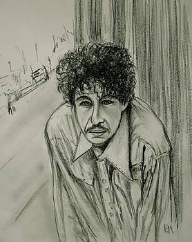 Bob Dylan by Pete Maier