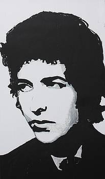 Bob Dylan by Ralph LeCompte