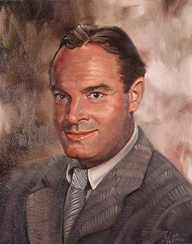 Bob Hope  by Gary M Long
