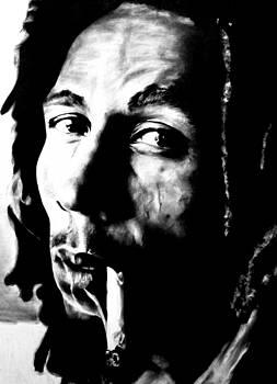 Bob Marley by Brian Curran