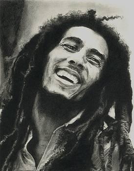Bob Marley by Dan Lamperd