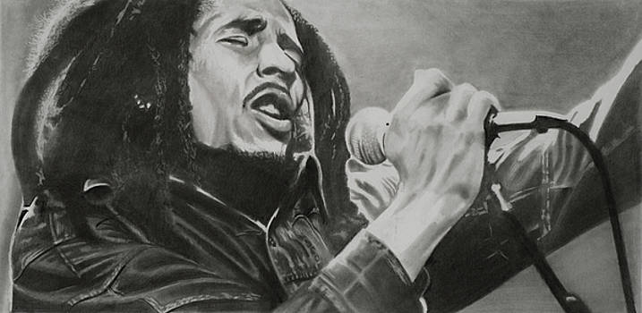 Bob Marley by Don Medina