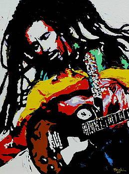 Bob Marley by Eddie Lim