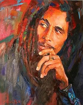 Bob Marley by Vadim Makarov