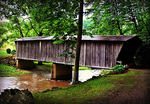 Bob White Covered Bridge by Eric Liller