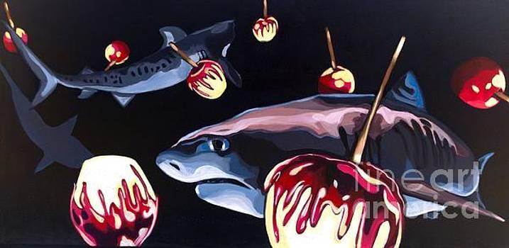 Bobbing For Apples by Tiffany Brazell
