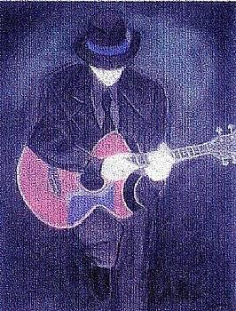 Bobby Caldwell by Garnett Thompkins