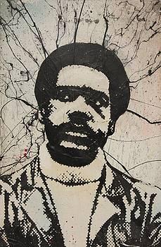 Bobby Seale - Black Panther by Dustin Spagnola