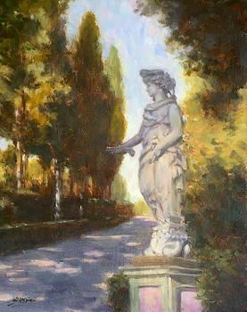 Boboli  Statue by Michael Gillespie
