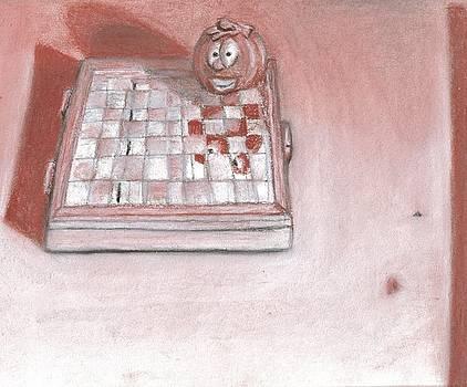 Bob's Chess Board Adventure by Joseph Bradley