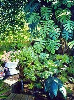 Bob's Garden by Helen Hickey