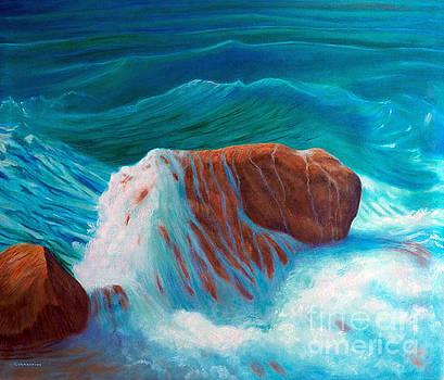 Bodega Bay by Brian  Commerford