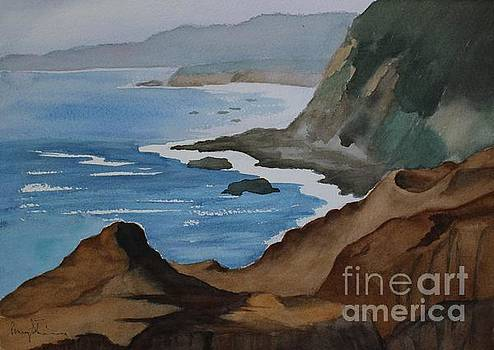 Bodega Bay by Penny Stroening