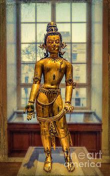 Adrian Evans - Bodhisattva Avalokiteshvara